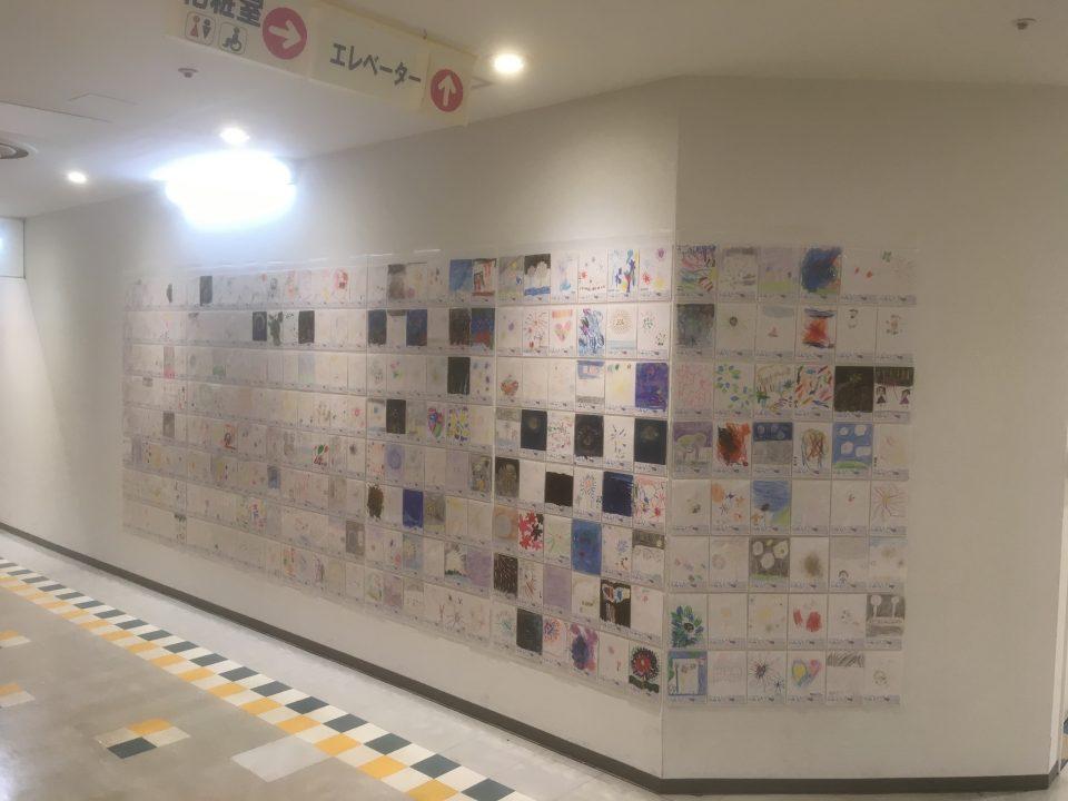 ザ・スクエア 聖蹟桜ヶ丘駅前ショッピングセンター地階 作品展示風景-3